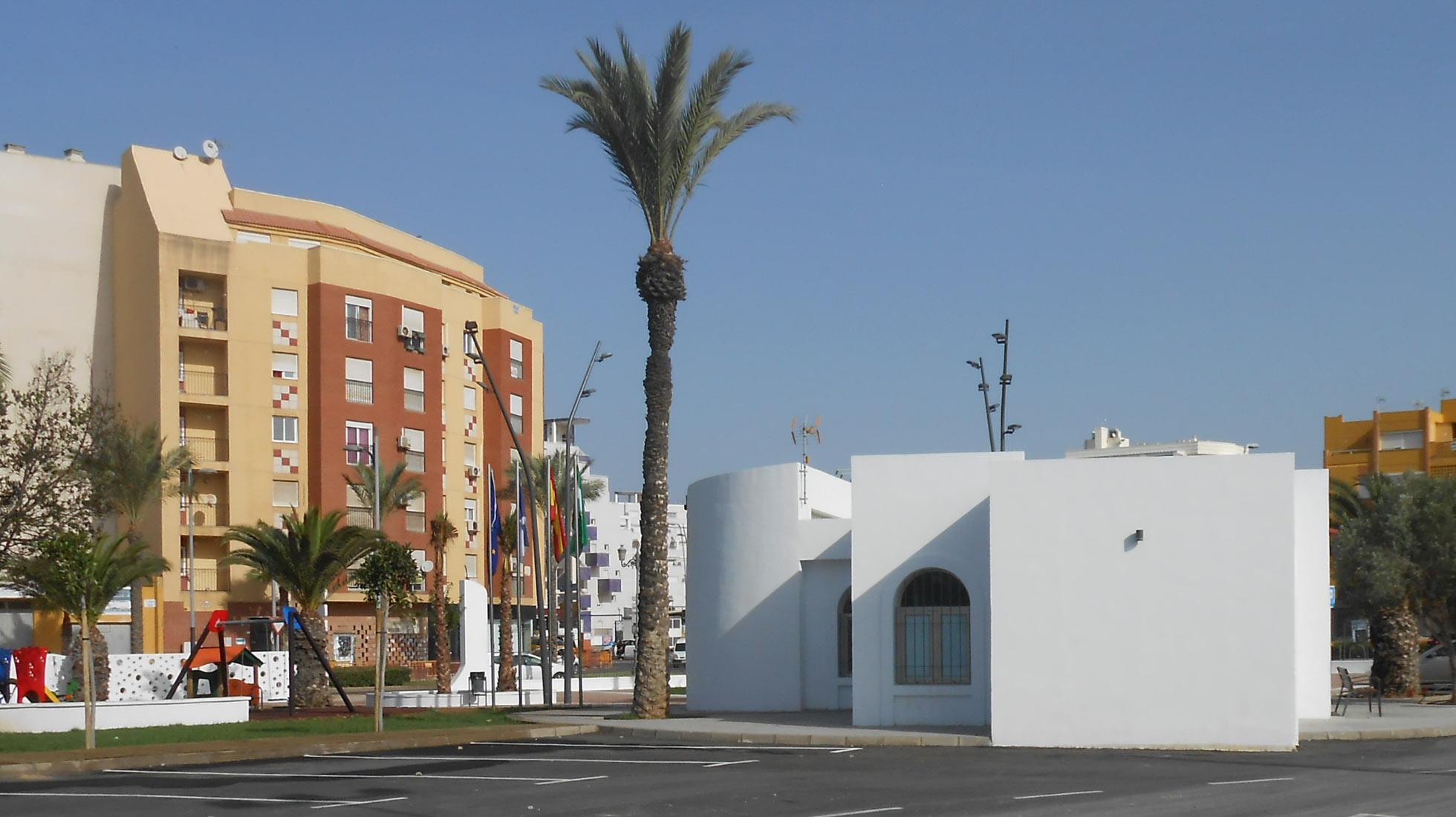 Oficina municipal de turismo en roquetas de mar js for Oficina municipal de turismo