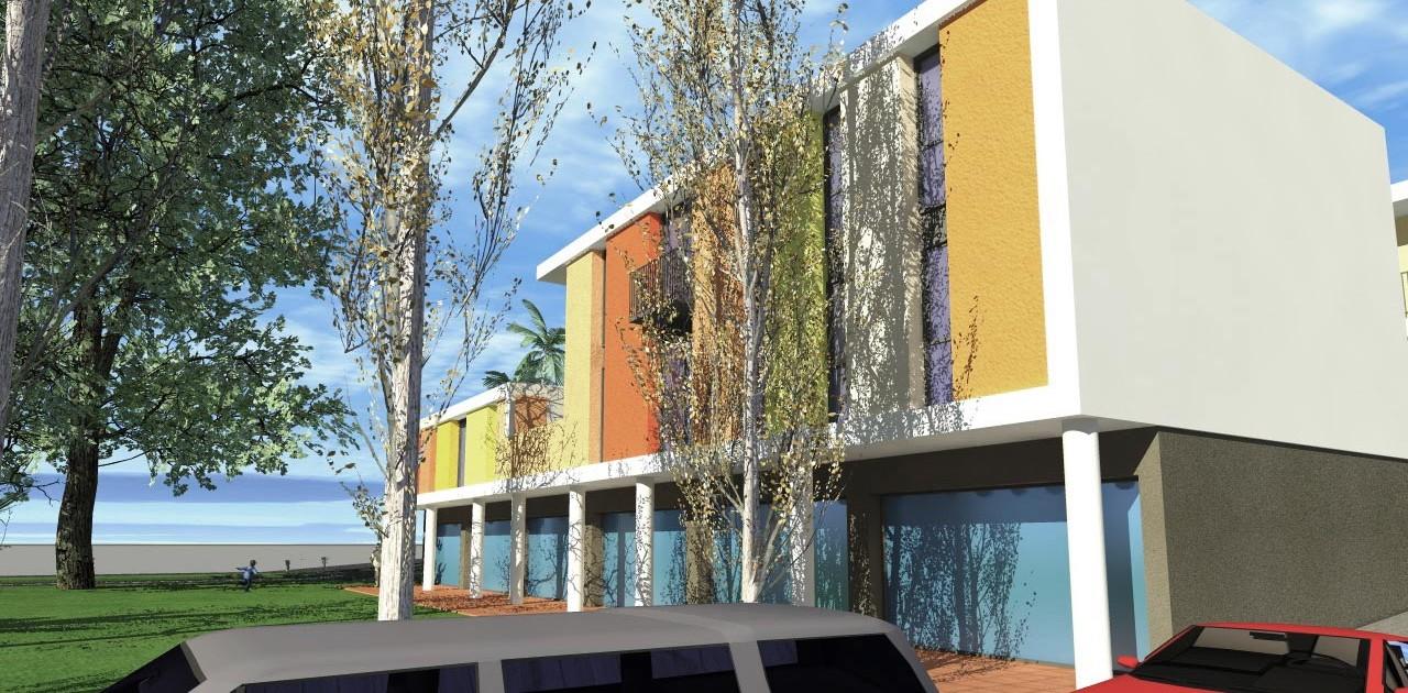 Viviendas de protecci n oficial en g rgal js arquitecto - Casas proteccion oficial ...